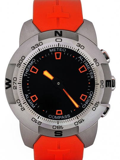 high-tech sport watch